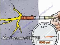 perbaikan beton bocor menggunakan injeksi