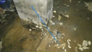 aplikasi injeksi pada basement