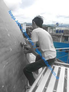 injeksi beton retak