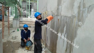 jasa perbaikan beton